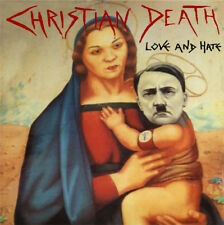 CHRISTIAN DEATH Love And Hate (All The Love / Hate) enhanced CD new sealed goth