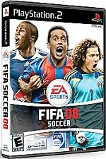 Fifa 08 PLAYSTATION 2 (PS2) Sports (Video Game)