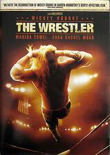 THE WRESTLER - Mickey Rourke (DVD) *** Brand New & Sealed ***