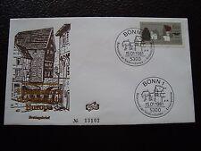 ALLEMAGNE (rfa) - enveloppe 1er jour 15/1/1981 (B8) germany