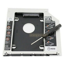 "SATA 2.5"" / 9.5mm 2nd HDD Caddy For Apple macbook pro (13,15,17) SuperDrive"