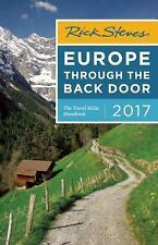 RICK STEVES 2017 EUROPE THROUGH THE BACK DOOR