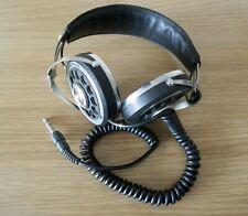 More details for vintage 1970/80's eagle international model se640 professional headphones - gwo