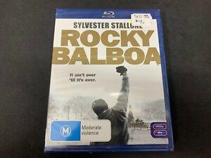 Rocky Balboa (Sylvester Stallone) (2007) (M15+, Blu-Ray, B)