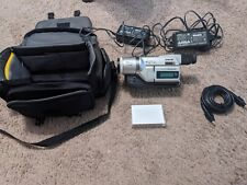 Sony DCR-TRV120 Digital8 Hi8 Video Camera Video Recorder Transfer TESTED PERFECT