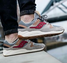 Saucony grid 9000 Liberty size 14 grey weave luxury running