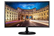 Samsung Curved Monitor C24F390FH LED-Display 59,8 cm (23,5'') schwarz-glänzend