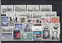 austria 1964-65 mnh and used stamps ref 10552