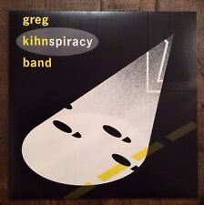 GREG KIHN BAND KIHNSPIRACY VINYL LP NR MINT 1983 (E 0224)