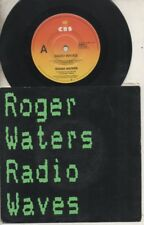 """PINK FLOYD   WATERS   Rare 1987 Australian Only 7"""" OOP P/C Single """"Radio Waves"""""""