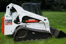 Bobcat skidsteer T320 track loader decal kit