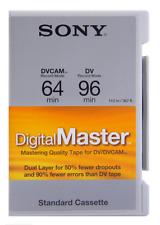 Sony Digital Master DVCAM No Chip PDV-64DM