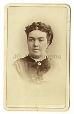 19th Century Fashion - 1800s Carte-de-visite Photo - Harston's of Bangor, ME