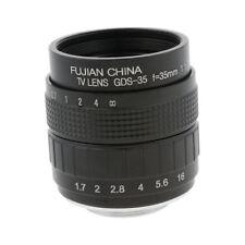35mm F1.7 Obiettivo fisso per messa a fuoco manuale per Olympus Pentax
