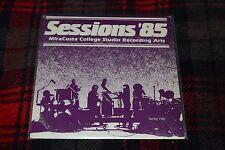Sessions '85~Mira Costa College Studio Recording Arts Compilation FAST SHIPPING