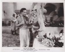 "Sabu in ""Sabu and the Magic Ring"" 1957 Vintage Movie Still"