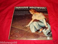 FRANK DEVOL AND HIS ORCHESTRA FABULOUS HOLLYWOOD VINYL LP RECORD ALBUM