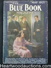 Blue Book May 1921 George Allan England