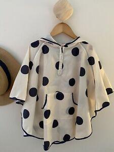 Country Road Girls Raincoat / Cape / Jacket - Size M