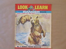 Look & Learn Magazine No 350 28th September 1968