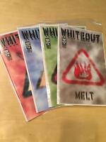 WHITEOUT Oni Press Comics full set 1-4 NM-
