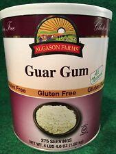 Augason Farms Guar Gum #10 Can 4 lbs 4 oz Gluten Free 275 Servings Survival Food
