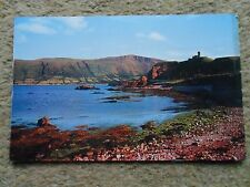 PLASTICHROME POSTCARD. RED BAY,CO.ANTRIM.N.I.  POSTED TO BLACKPOOL.