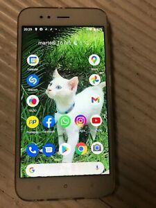 xiaomi Mi A1 gold 4Gb ram 64 Gb rom
