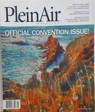 Plein Air Magazine May 2018 Official Convention Issue FREE SHIPPING CB