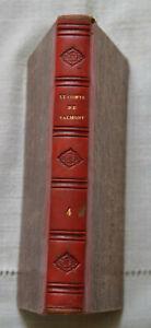 1830 Le comte de Valmont ou les égarement de la raison Tome 4  Par L'abbé Gérard