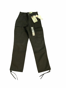 New Men's Black 5.11 Tactical Series Ripstop Cargo Tassle Trousers TDU® PANT