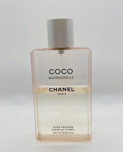 Chanel Coco Mademoiselle Velvet Body Oil 6.8 oz 60% Full RARE