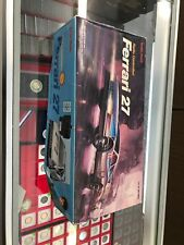 Vintage Rare Radio Controlled Car Ferrari 27 Rc Car Still In Original Box -Read