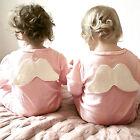 Vaenait baby Newborn Boy Girl Clothes Romper Bodysuit Outfit