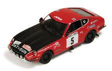 NISSAN Datsun 240z #5 MONTECARLO 1972 Rac039 1 43 Model