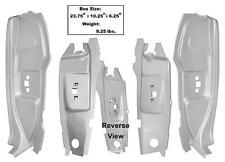 1965-66 Mustang B-Pillar Panel w/ WTP 4-Pieces Kit New Dii
