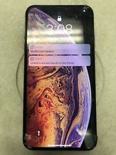 Apple iPhone XS Max - 64GB (T-Mobile)- Works Great Needs LCD Screen & back Glass
