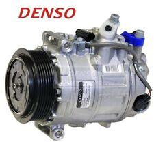 NEW Mercedes W211 E550 E55 AMG AC A/C Compressor 6 Poly With Clutch OE Denso