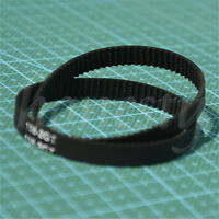 2pcs 3D Printer Belt Closed Loop Rubber 6mm For  GT2 Timing Belt 150/202-2GT-6