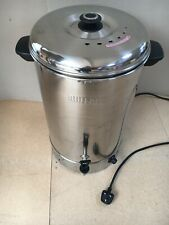 More details for buffalo manual fill water boiler 40l catering beverage commercial #x4
