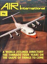 AIR INTERNATIONAL 27/3 SEP 1984 Panavia Tornado,Mig23 Flogger,Tupolev Tu142-Bear