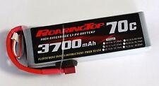 RoaringTop LiPo Battery Pack 70C 3700mAh 3S 11.1V with Deans Plug
