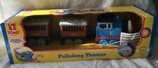 Tomy Pullalong Thomas The Tank Engine Train Annie Clarabel Carriages New Boxed
