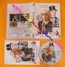 DVD film IL PICCOLO LORD Ricky Schroder Alec Guinness MEDUSA no vhs(D7)