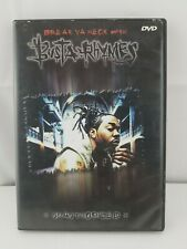 Busta Rhymes - Unauthorized (DVD, 2002)
