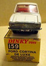 Dinky Toys, 159 Ford Cortina Mk 11 De Luxe,   original