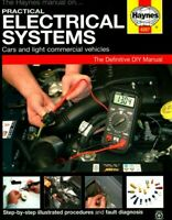 Haynes Practical Electrical Systems Manual, Paperback by Randall, Martynn, Br...