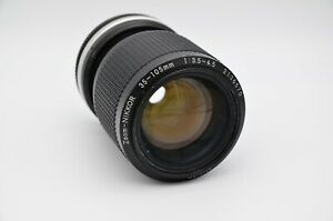Nikon 35-105mm Zoom-Nikkor 3.5-4.5 AI-S Zoom Lens