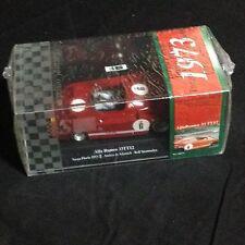 SRC slot car Alfa Romeo 33 TT12 TARGA FLORIO 1973 ADAMICH STOMMELEN - NO EXIN