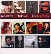 DIE ZEIT GENUSS-EDITION KLASSIK VOL.2; 7 CD  MENDELSSOHN/BRUCH/BACH/VIVALDI NEU